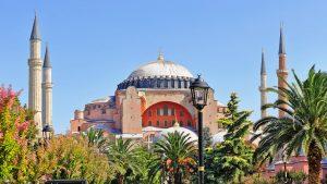 Κωνσταντινούπολη - Αγία Σοφια