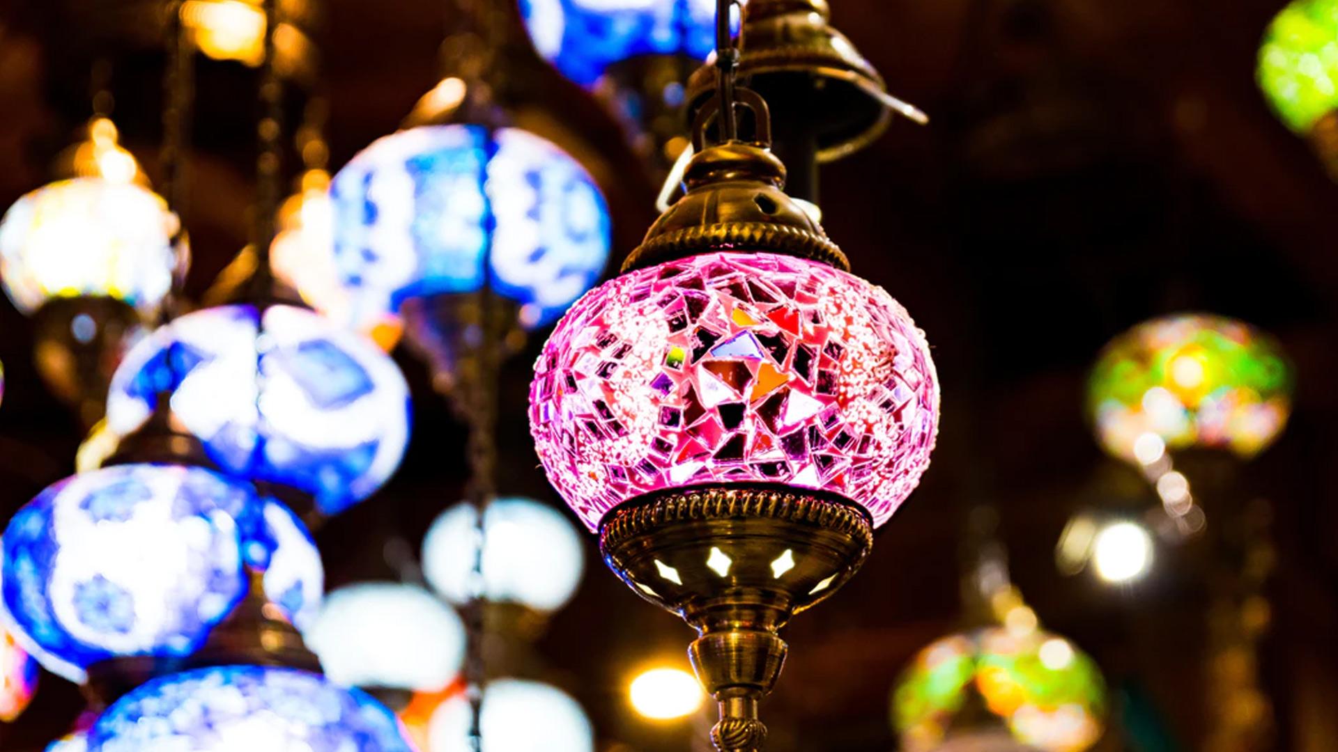 Τι να αγοράσω από το Μαρόκο - Φαναράκια